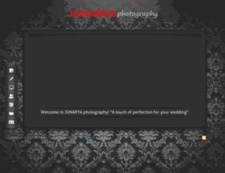 junaryaphoto.com screenshot