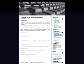 juncalcepeda.wordpress.com screenshot