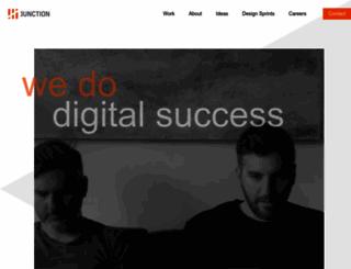 junctiondesign.com screenshot