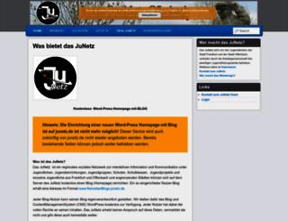 junetz.de screenshot