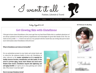 junewantsitall.com screenshot