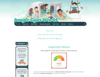 junglegymworld.com screenshot