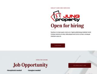 jungproperty.com screenshot