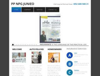 junieo.com screenshot