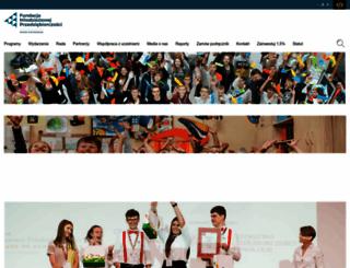 junior.org.pl screenshot