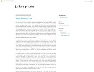 juniorepitome.blogspot.com screenshot