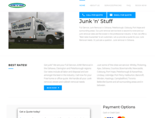 junknstuff.ca screenshot