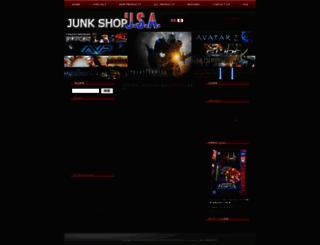 junkshop-usa.com screenshot