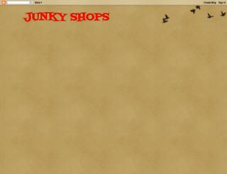 junkyfunk.blogspot.com screenshot
