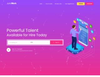 junowork.com screenshot