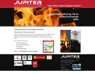 jup.electricwebsites.net screenshot