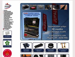 jupalco.com screenshot