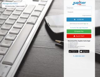 jupiterpay.com screenshot