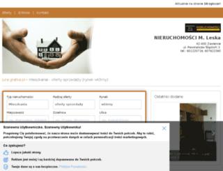 jura.gratka.pl screenshot