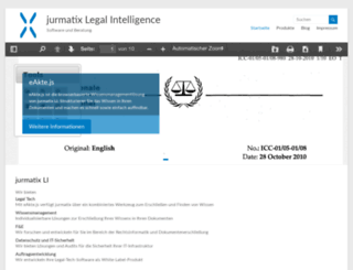 juraexamen.com screenshot
