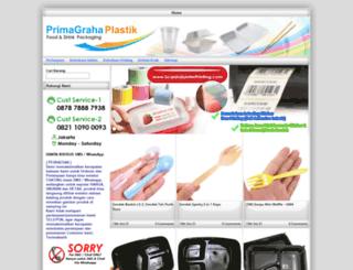 juraganplastik.com screenshot