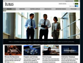 jurispub.com screenshot