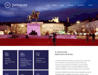 jurisques.com screenshot