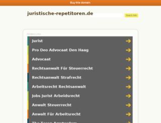 juristische-repetitoren.de screenshot