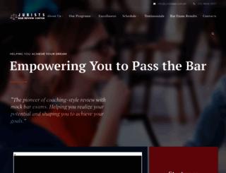 juristsbar.com.ph screenshot
