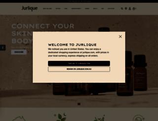 jurlique.com.au screenshot