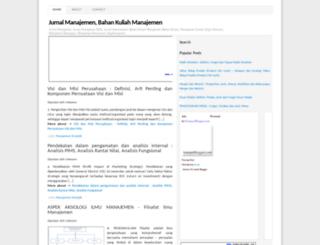 jurnal-sdm.blogspot.com screenshot