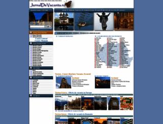 jurnaldevacanta.ro screenshot