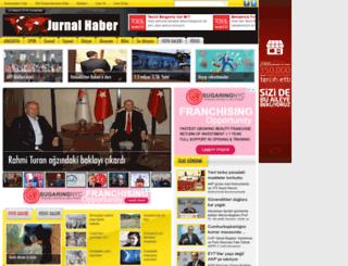 jurnalhaber.com screenshot