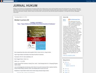 jurnalhukum.blogspot.com screenshot