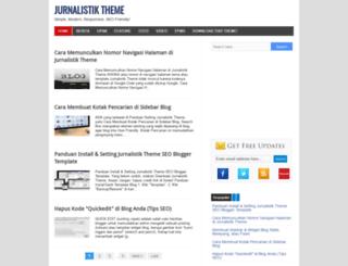 jurnalistiktheme.blogspot.co.id screenshot