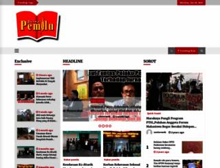 jurnalpemilu.com screenshot