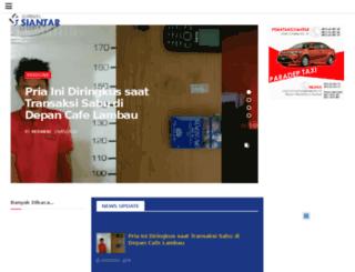 jurnalsiantar.net screenshot
