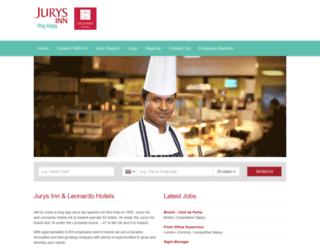 jurysinnscareers.com screenshot