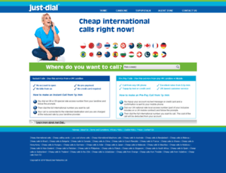 just-dial.com screenshot