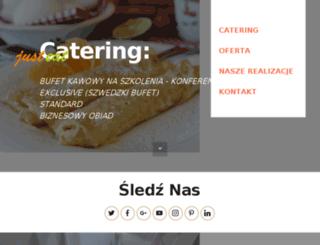 just-eat.com.pl screenshot