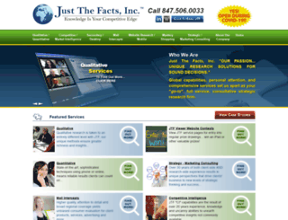just-the-facts.com screenshot