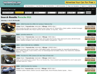 just911cars.com screenshot