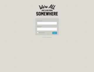 justakid.brandshop.com screenshot