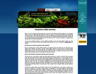 justaquatic.cabanova.com screenshot