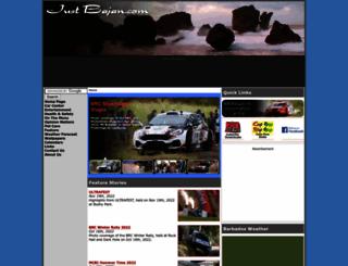 justbajan.com screenshot