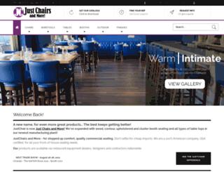 justchair.com screenshot