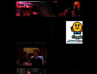 justcoolpics.blogspot.com screenshot