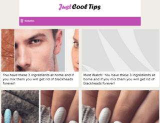 justcooltips.com screenshot