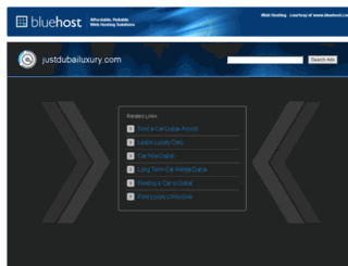 justdubailuxury.com screenshot