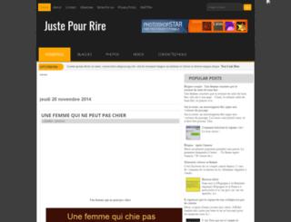 juste-pour-rirre.blogspot.fr screenshot