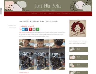 justellabella.blogspot.com screenshot