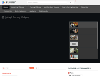 justfunvideo.blogspot.com screenshot