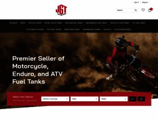 justgastanks.com screenshot