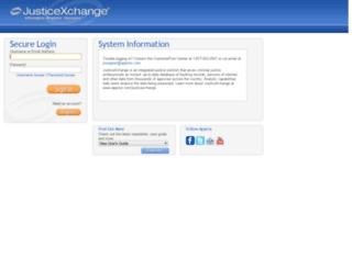 justicexchange.com screenshot