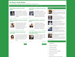 justinbieberpress.blogspot.com screenshot